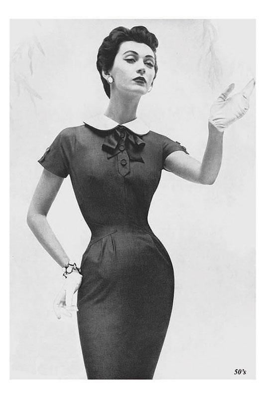Mollie Parnis 1954