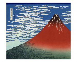 Thirty-six Views of Mount Fuji Collection #2 - Set of 12