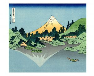 Thirty-six Views of Mount Fuji Collection #3 - Set of 12