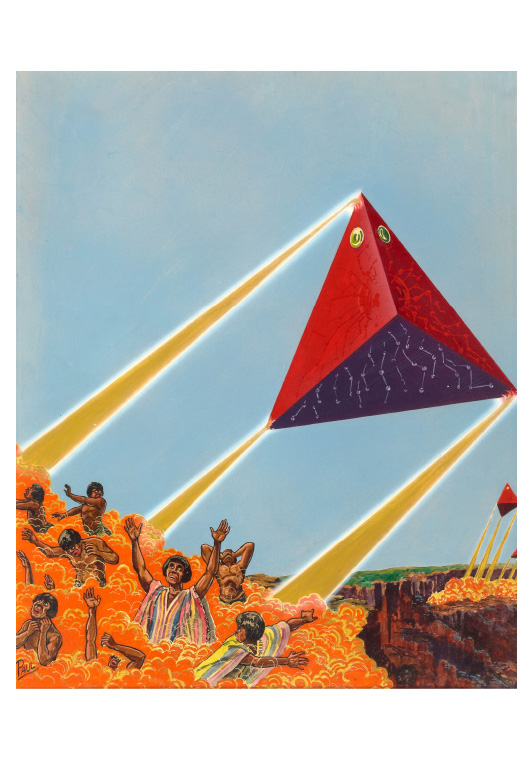 Tetrahedra of Space