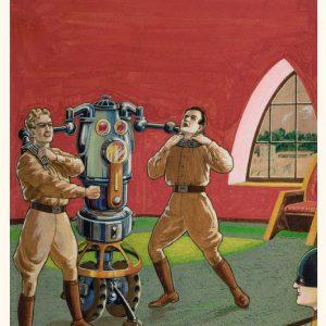 The Radium Master